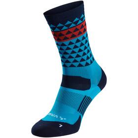 VAUDE Bike Mid-Cut Socken blau